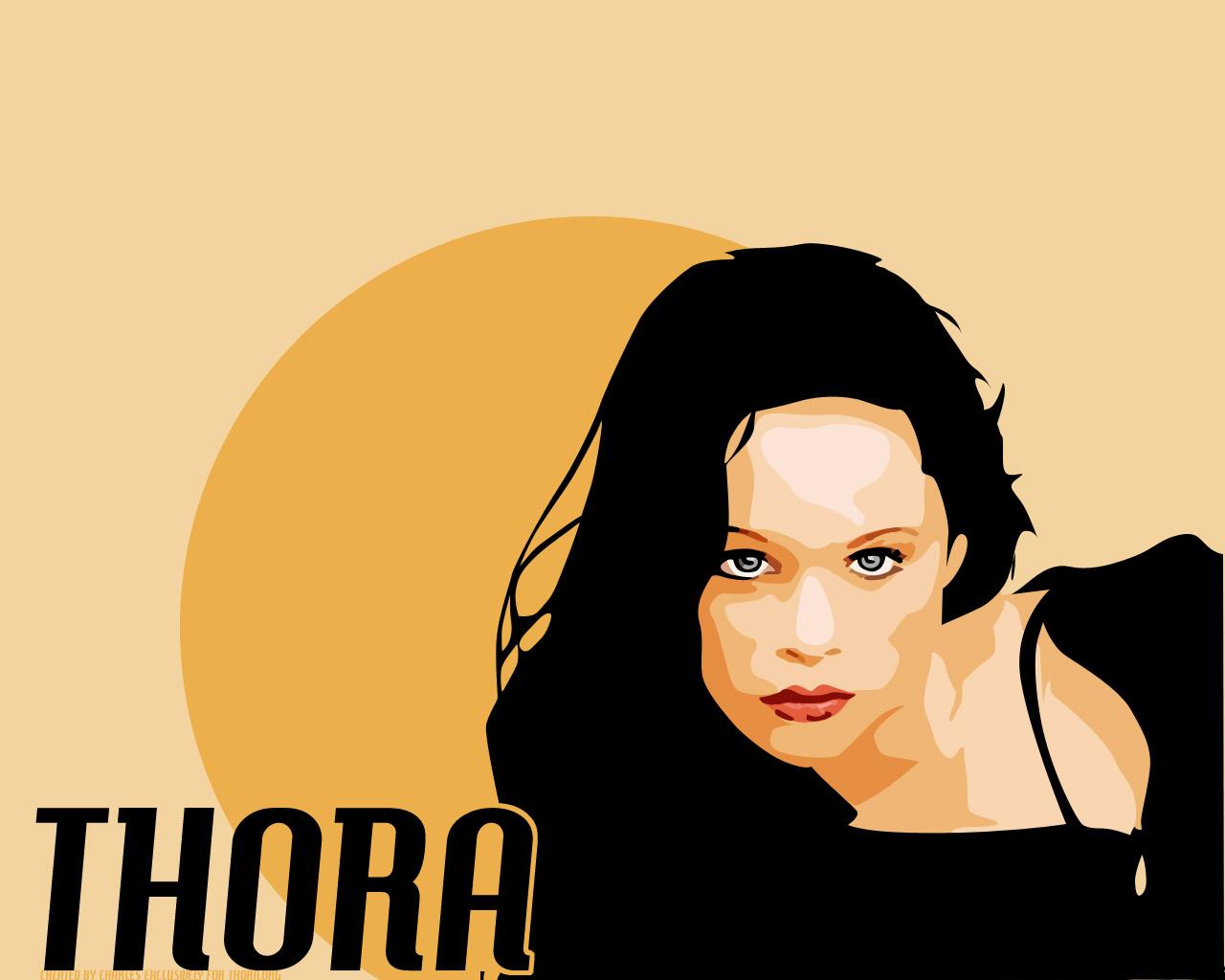 Thora Birch - No Tofu Photoshoot - 2015 - Thora Birch