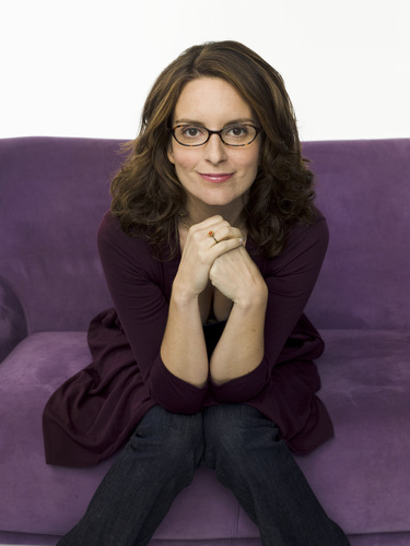 Tina Fey - 30 Rock Portrait