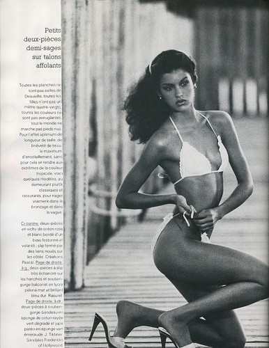 Vogue Paris: May 1979