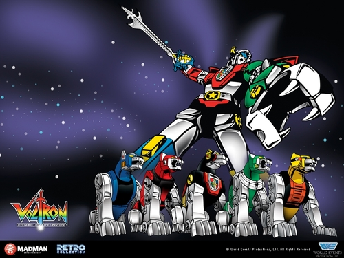 Voltron Wallpaper
