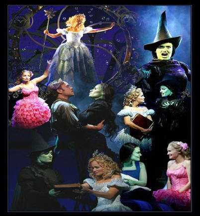 Wicked Collage