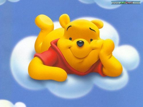 Winnie the Pooh orso wallpaper