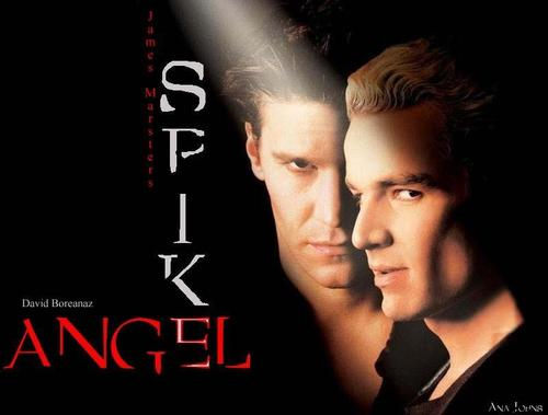 angel & spike