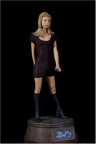 buffy and other slayer figures