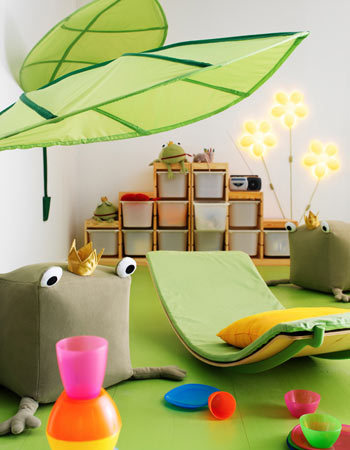 ikea children's room