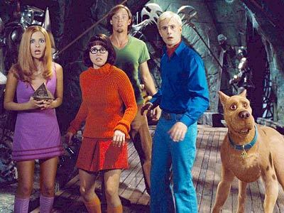 scooby doo movie