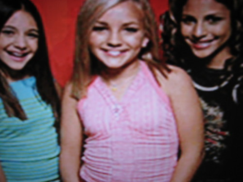 the season 1 zoey 101 girls!